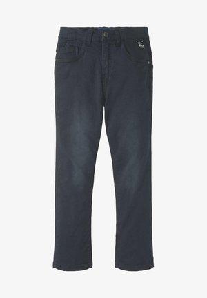 Straight leg jeans - dark grey