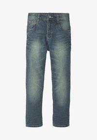 TOM TAILOR - Straight leg jeans - blue denim - 0