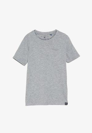 SOLID - Triko spotiskem - gray