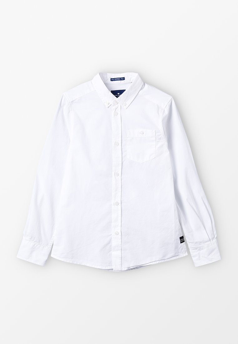 TOM TAILOR - Hemd - bright white