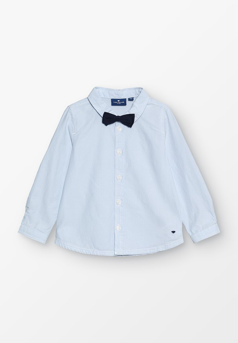 TOM TAILOR - STRIPED BABY - Overhemd - skyway