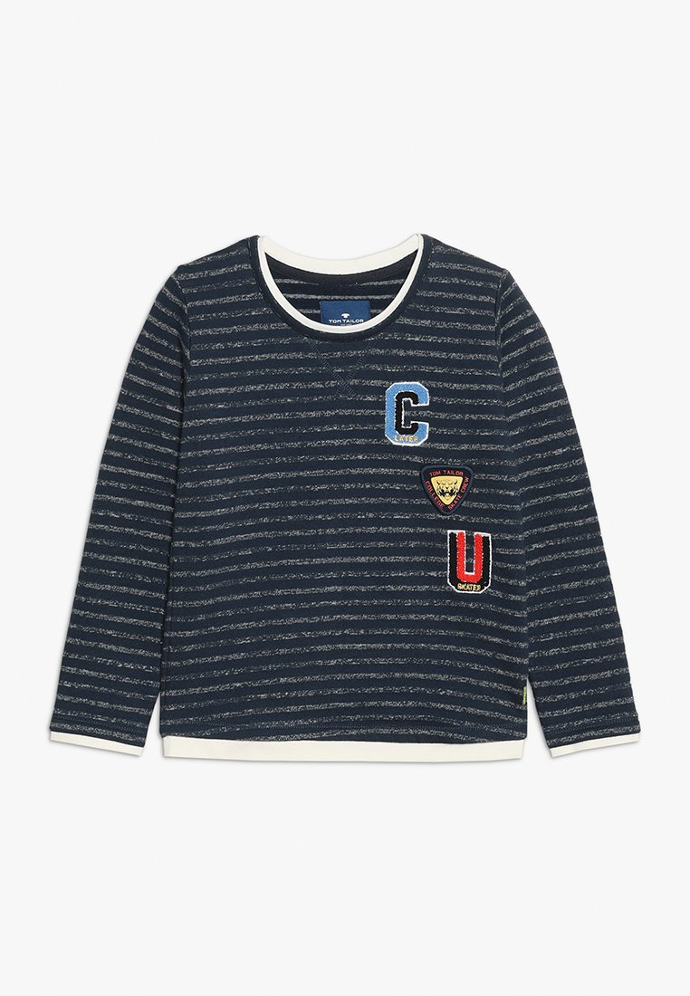 TOM TAILOR - Sweatshirt - dress blue