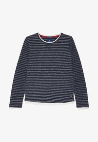 TOM TAILOR - SOLID - Sweatshirt - dress blue - 2