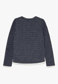 TOM TAILOR - SOLID - Sweatshirt - dress blue - 1