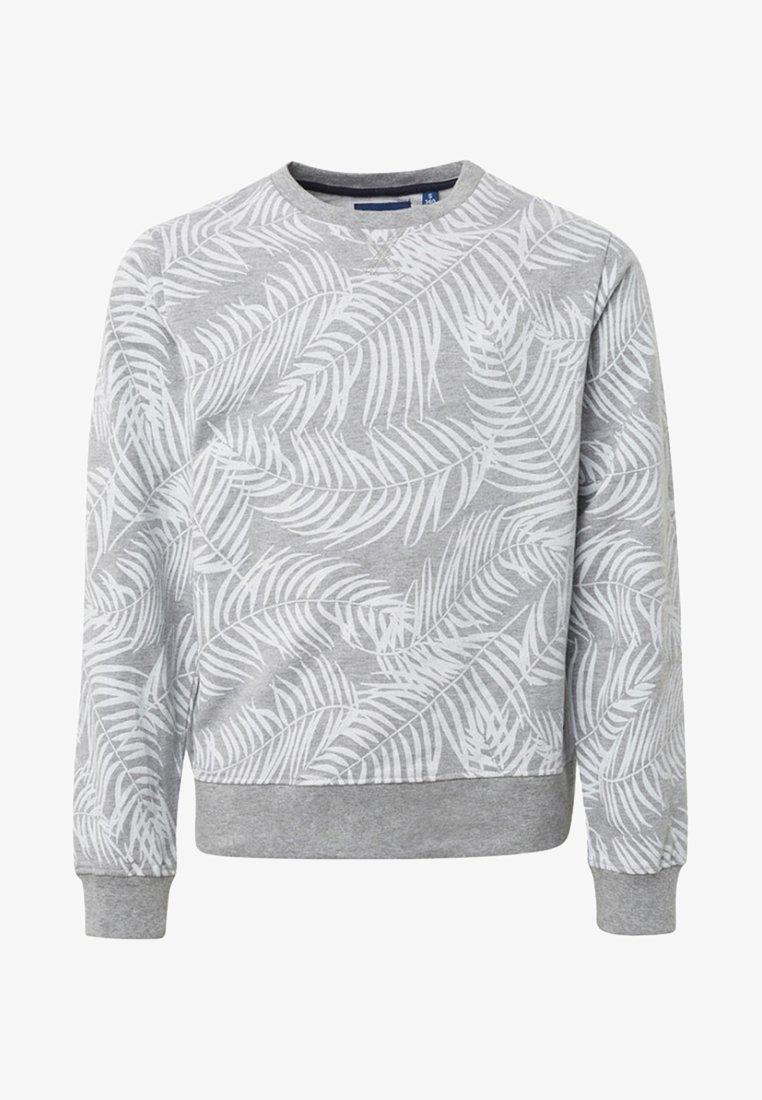 TOM TAILOR - Sweatshirt - grey