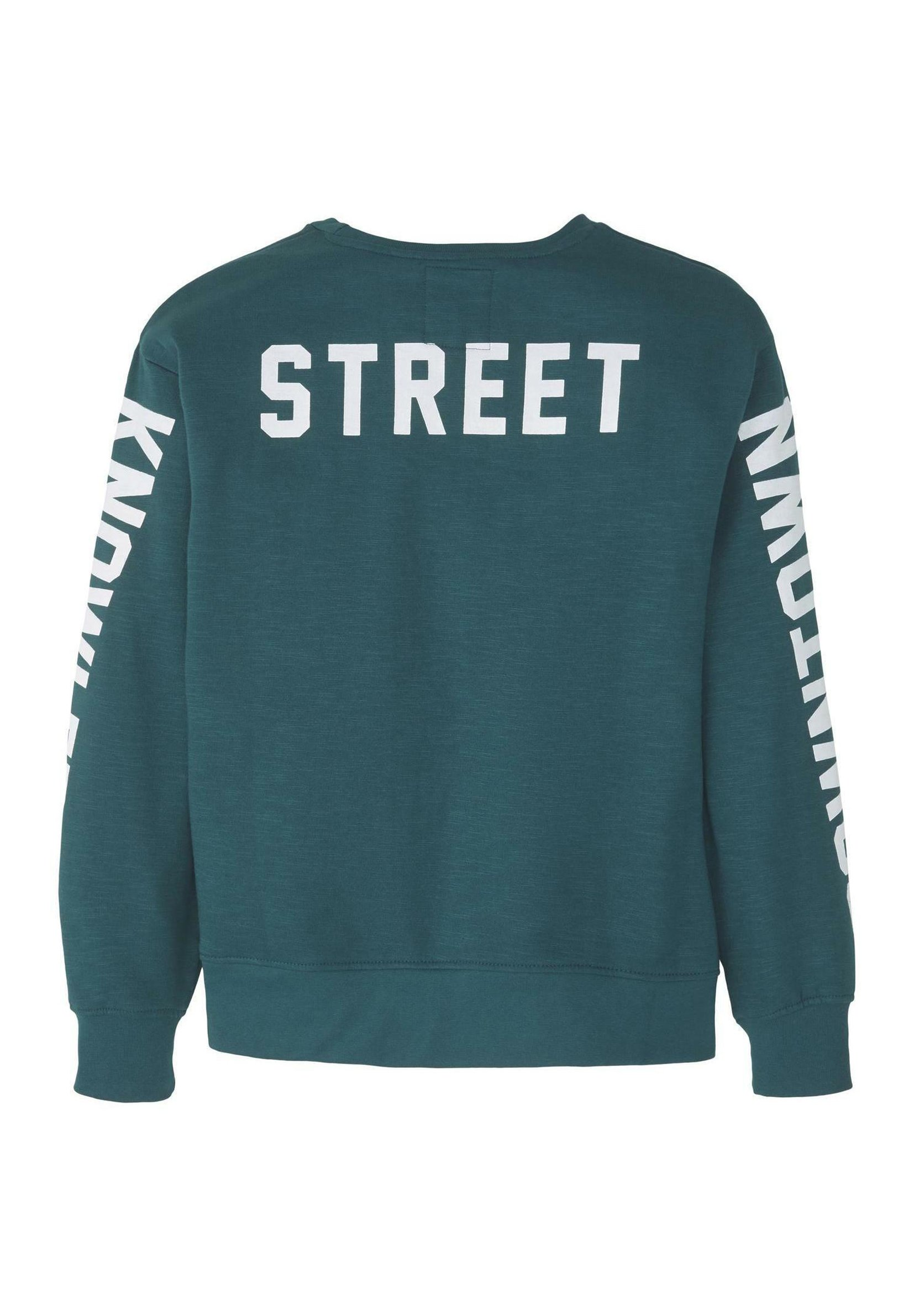 TOM TAILOR Sweatshirt »Sweatshirt mit Print« | Sweatshirts