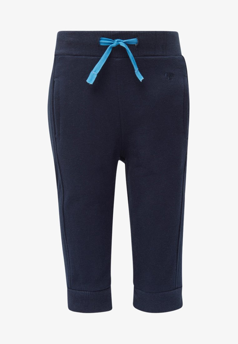 TOM TAILOR - Trousers - dark blue