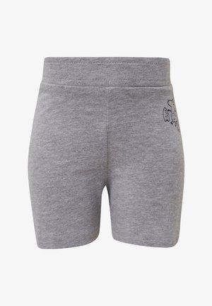 MIT PRINT - Short - mottled grey