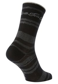 TOM TAILOR - 2PACK - Sports socks - black - 3