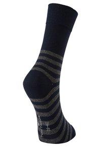TOM TAILOR - 2 PACK - Sports socks - dark navy - 3