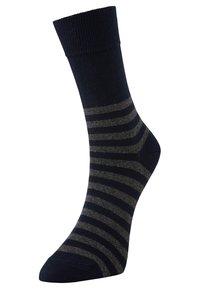TOM TAILOR - 2 PACK - Sports socks - dark navy - 1