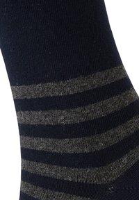 TOM TAILOR - 2 PACK - Sports socks - dark navy - 6