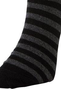 TOM TAILOR - 2 PACK - Sports socks - black - 5