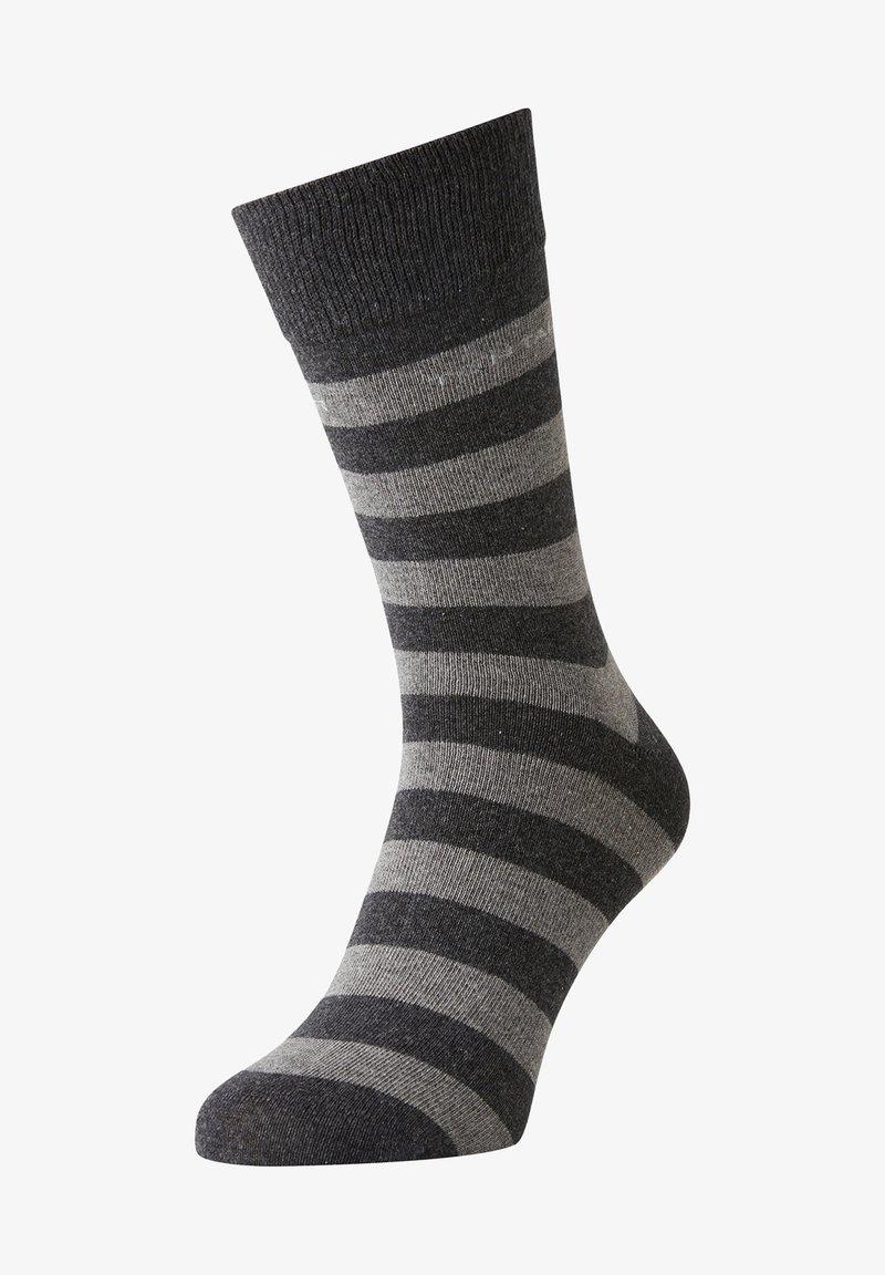 TOM TAILOR - 2PACK - Sports socks - dark grey