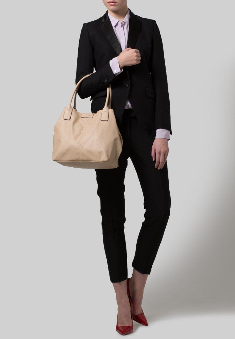 TOM TAILOR - MIRIPU - Handtasche - beige