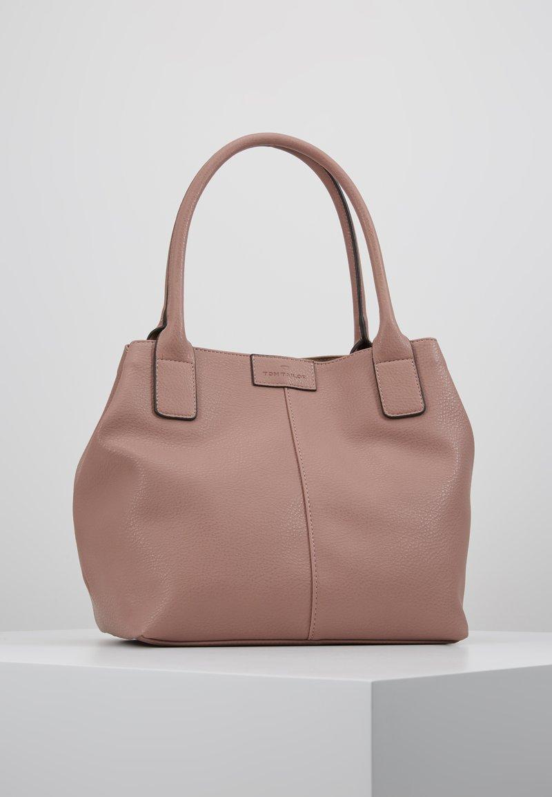 TOM TAILOR - MIRIPU - Håndtasker - mid rose
