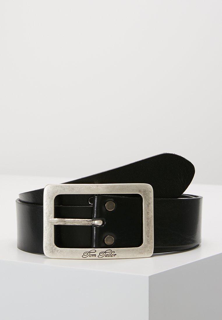 TOM TAILOR - Belt - schwarz