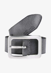 TOM TAILOR - Belt - grey - 1