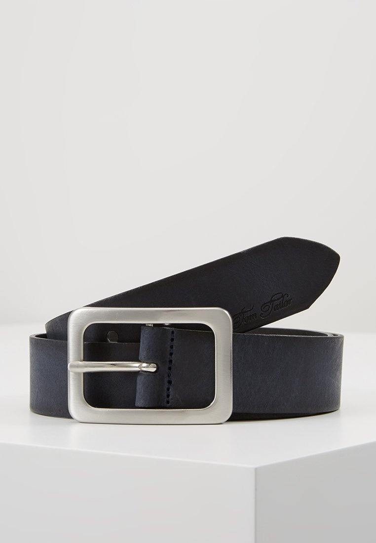TOM TAILOR - Belt - navy