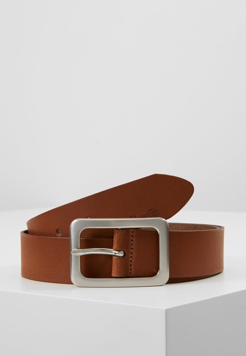 TOM TAILOR - Belt - light brown