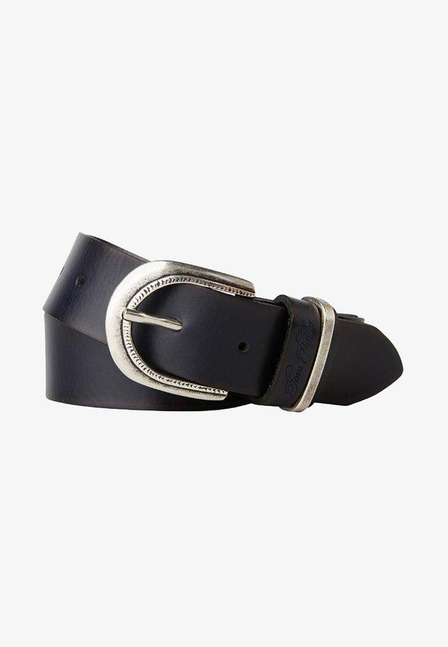 Formální pásek - dark blue