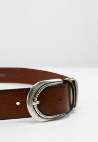 TOM TAILOR - Belt business - brown - 3