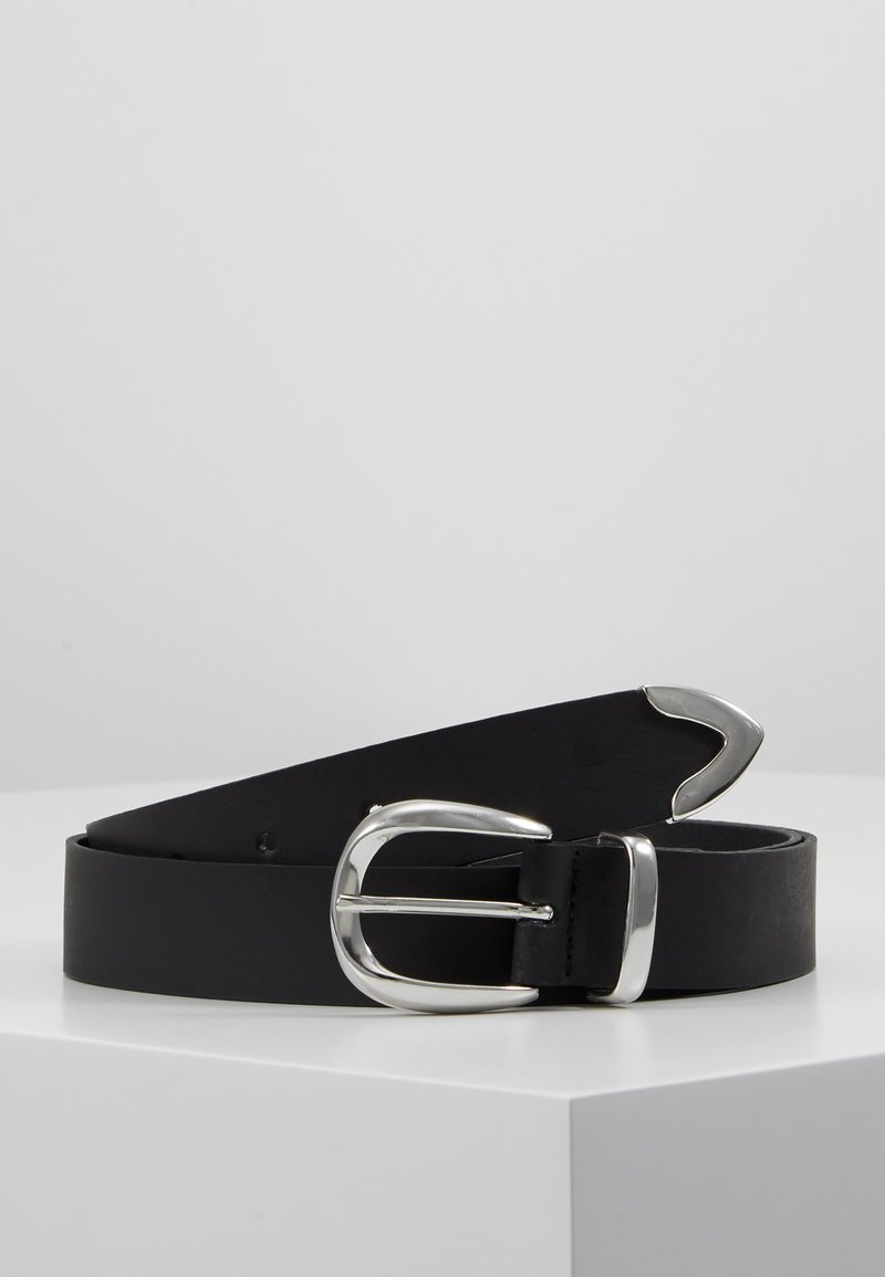 TOM TAILOR - Belt - black