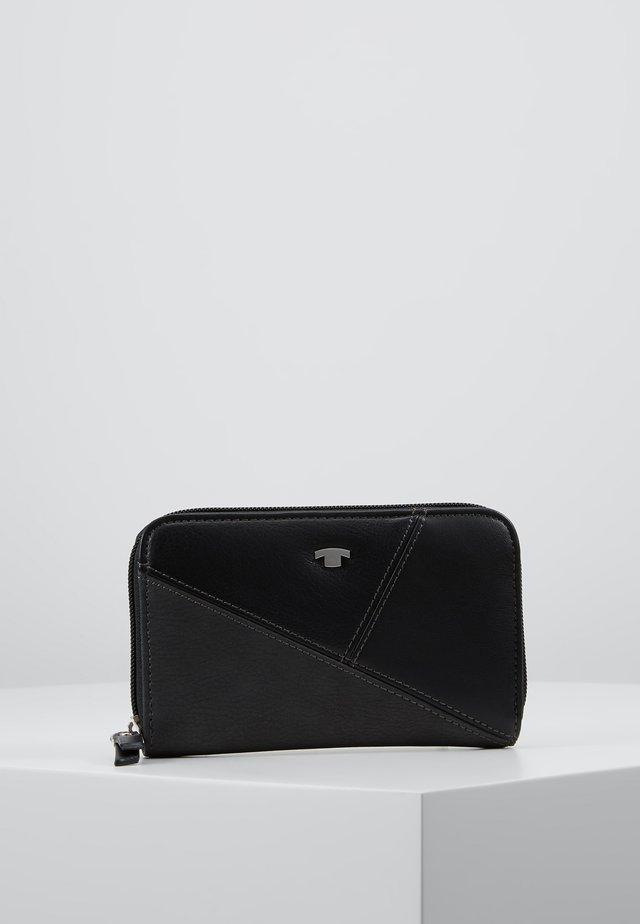 BERGAMO - Geldbörse - black