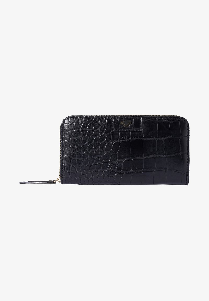TOM TAILOR - MIRI CROC - Wallet - black