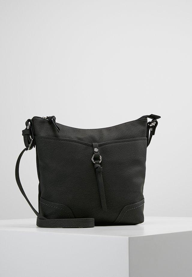 IMERI  - Across body bag - schwarz