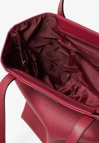 TOM TAILOR - MIRI ZIP  - Tote bag - purple - 3