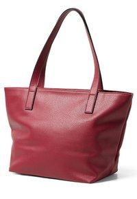 TOM TAILOR - MIRI ZIP  - Tote bag - purple - 2