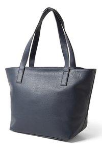 TOM TAILOR - MIRI ZIP  - Bolso shopping - blue - 2