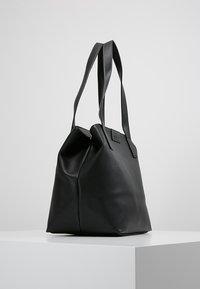 TOM TAILOR - MIRI ZIP  - Shoppingveske - schwarz - 3