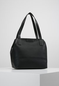 TOM TAILOR - MIRI ZIP  - Shoppingveske - schwarz - 0