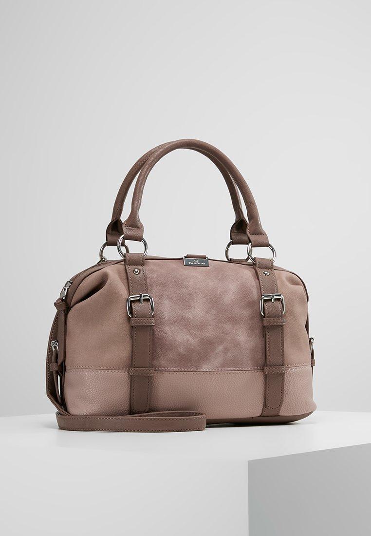 TOM TAILOR - JUNA BOWLINGBAG - Handbag - rose