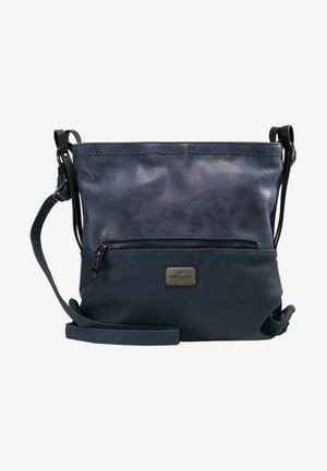ELIN CROSS BAG - Skulderveske - blau
