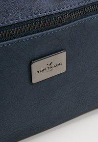 TOM TAILOR - ELIN CROSS BAG - Umhängetasche - blau - 6