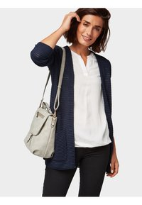 TOM TAILOR - JACE - Handtasche - light grey - 0