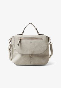 TOM TAILOR - JACE - Handtasche - light grey - 1