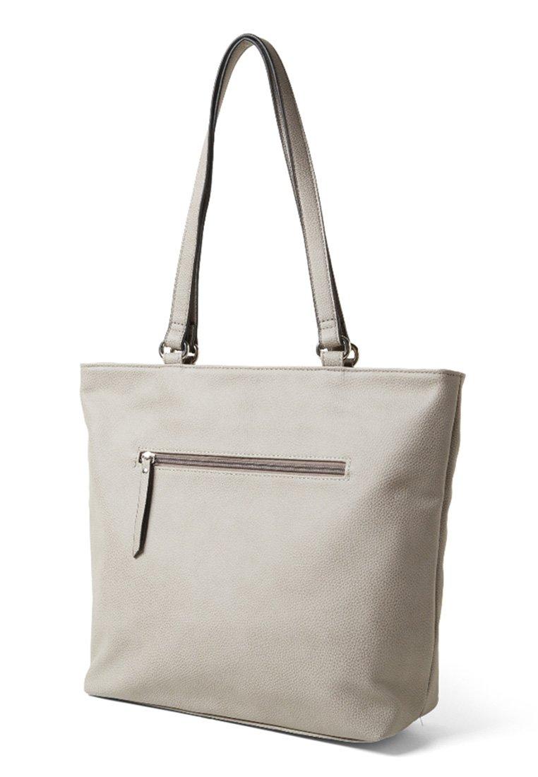 TOM TAILOR POLINA - Shoppingveske - grey
