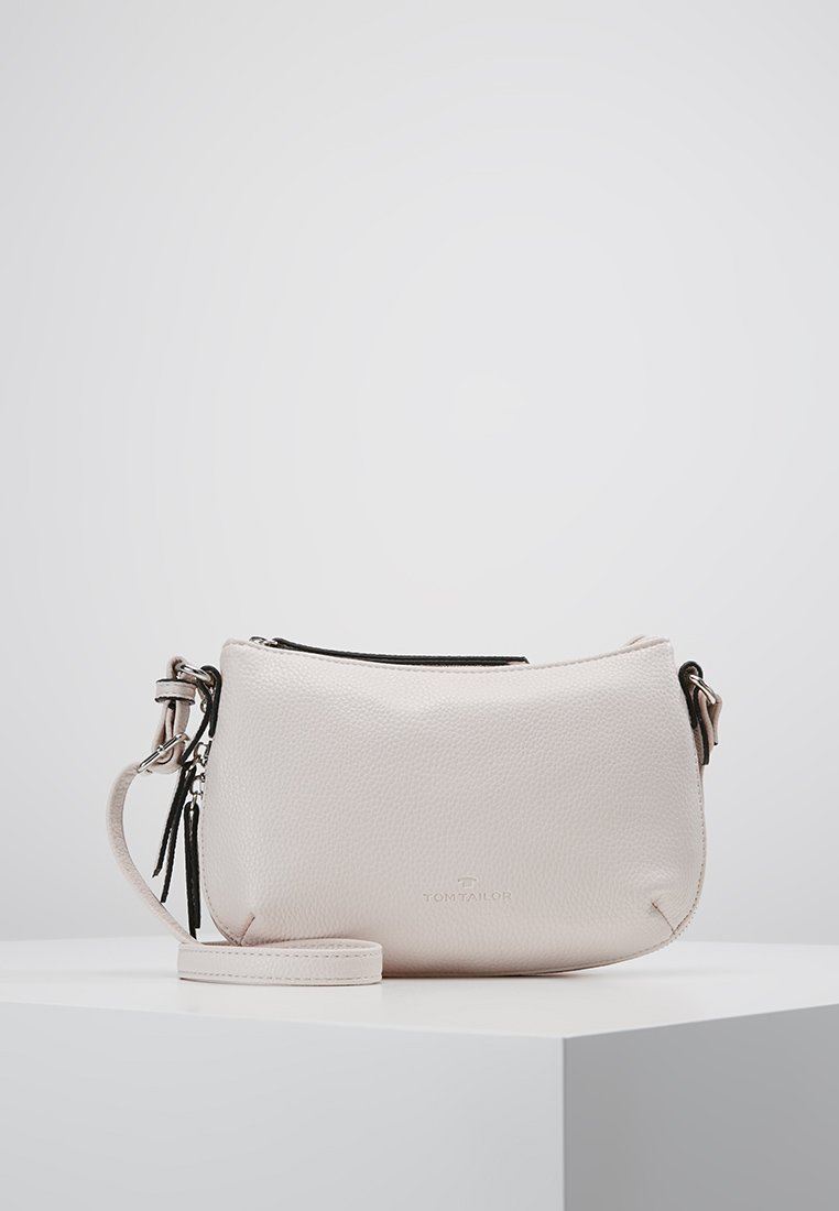 TOM TAILOR - KASIA CROSSBAG - Schoudertas - light rose