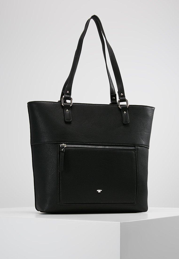TOM TAILOR - ARIANA  - Handbag - black