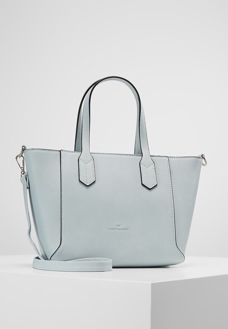 TOM TAILOR - JENNIFER SHOPPER - Handtas - light blue