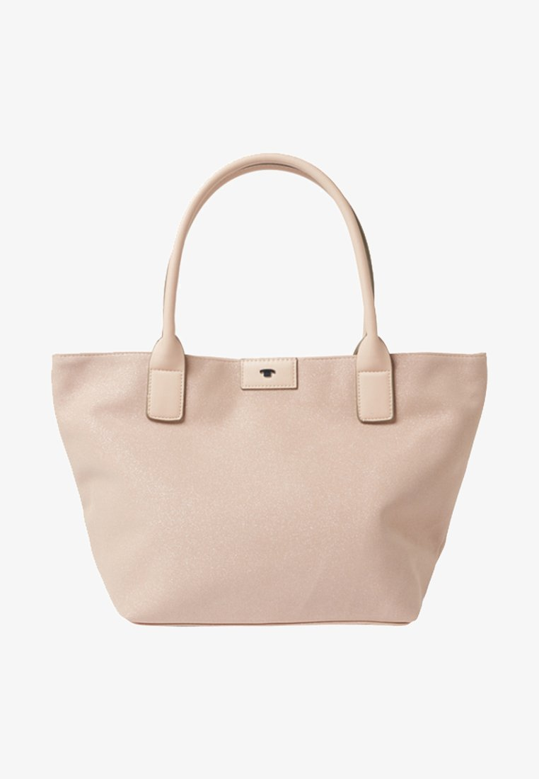 TOM TAILOR - MIRI SHINE - Handtasche - rose