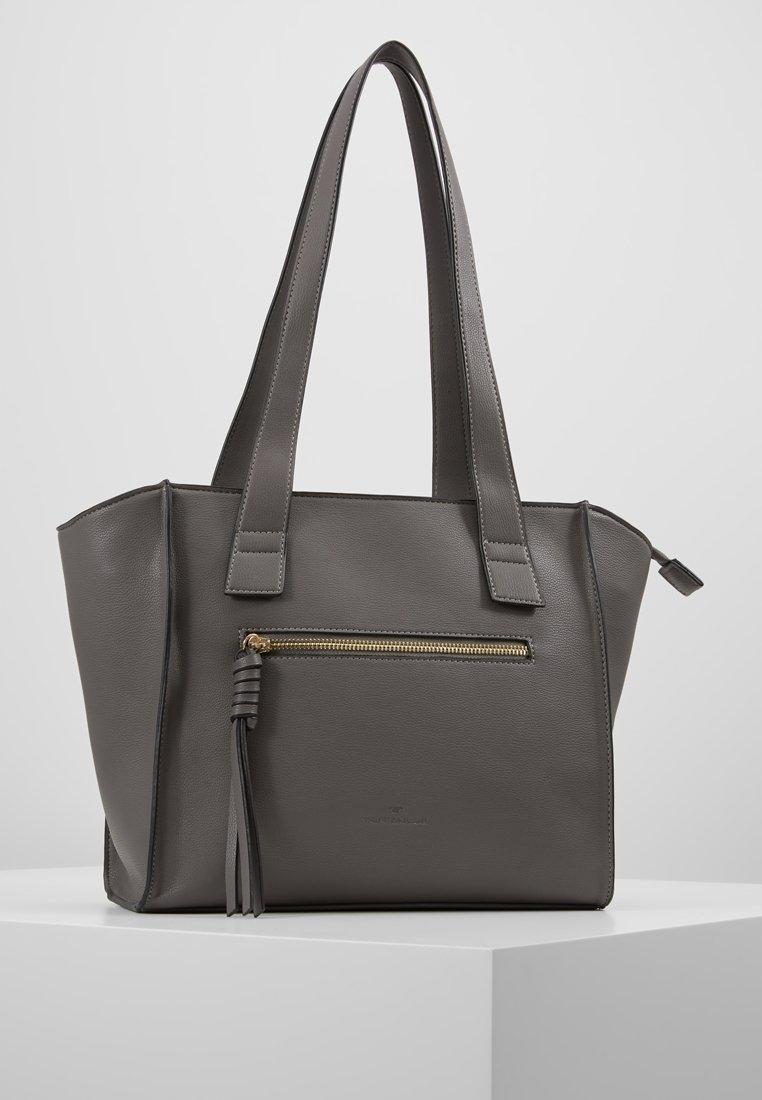 TOM TAILOR - KATHARINA - Håndtasker - grey