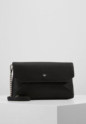 VITTORIA FLAPBAG - Across body bag - black
