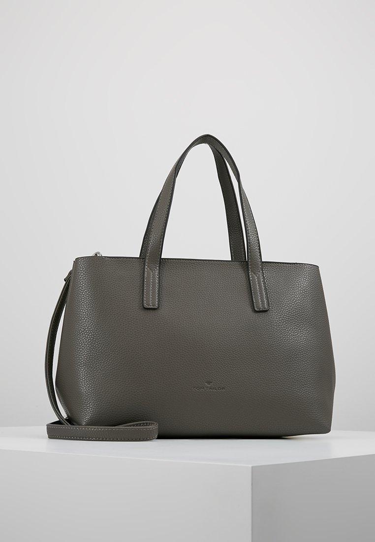 TOM TAILOR - MARLA - Håndtasker - grey