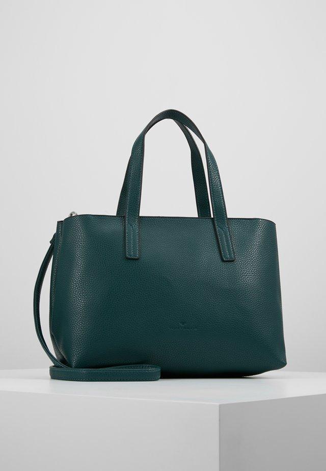 MARLA - Handtasche - petrol