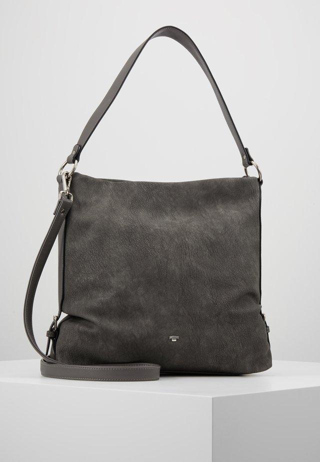 PERUGIA - Axelremsväska - dark grey